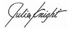 Julia Knight logo