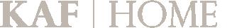 KAF Home brand logo