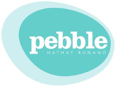 Pebble brand logo