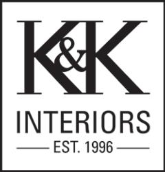 K & K Interiors logo