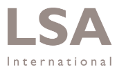 LSA International brand logo