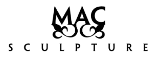 Mac Sculpture brand logo