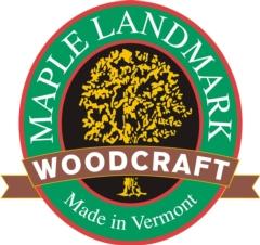 Maple Landmark Woodcraft brand logo