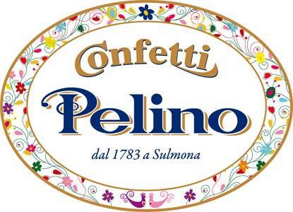 Mario Pelino Confetti brand logo