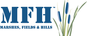 Marshes, Fields & Hills brand logo