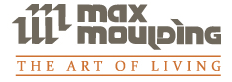 Max Moulding logo