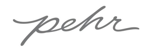 Pehr brand logo