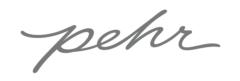 Pehr logo