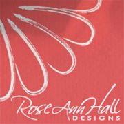 Rose Ann Hall Designs brand logo