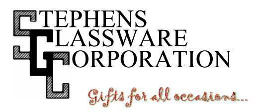Stephens Glassware logo