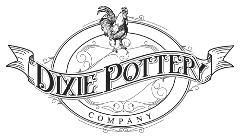 Three E Designs by Dixie Pottery Company logo
