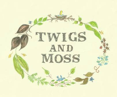 Twigs and Moss brand logo