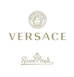 Versace by Rosenthal brand logo