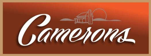 Camerons brand logo