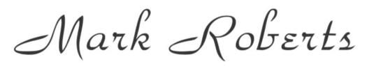 Mark Roberts brand logo