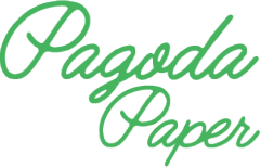 Pagoda Paper brand logo