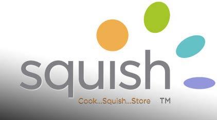 squish brand logo