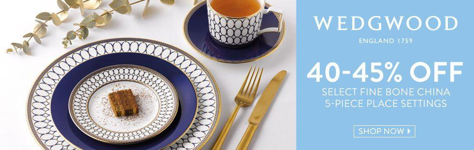 Wedgwood's products