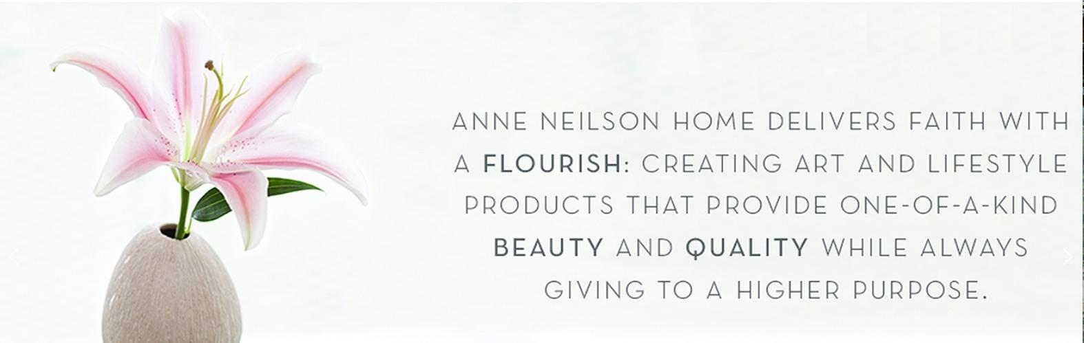 Anne Neilson lifestyle products slide 2
