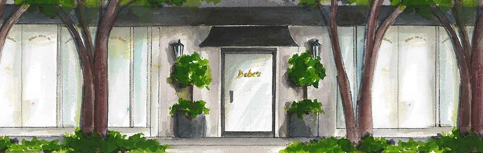 Bebe's - Store front lifestyle image