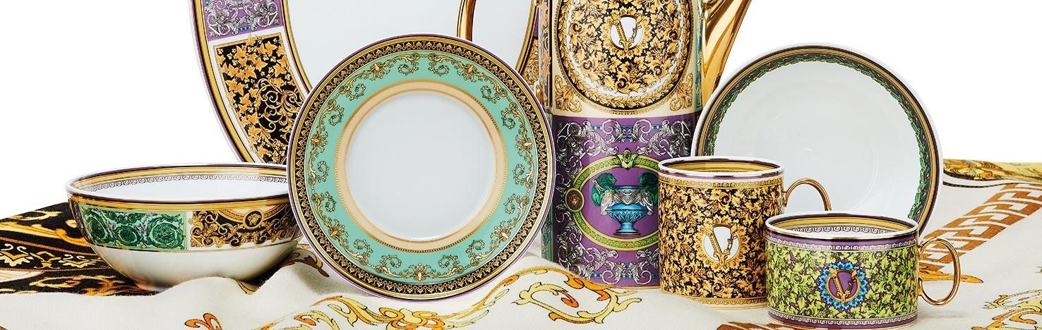 Versace by Rosenthal lifestyle products slide 2