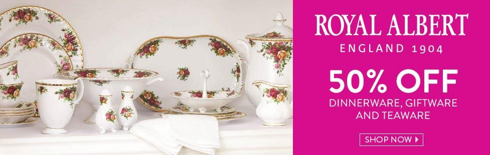 Royal Albert lifestyle image