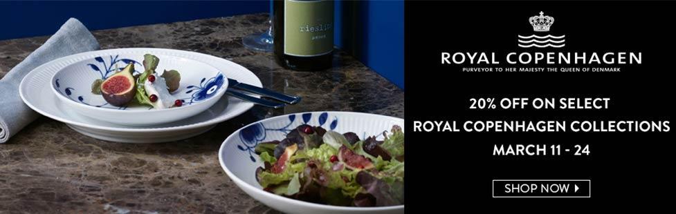 Royal Copenhagen lifestyle image
