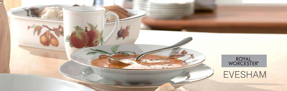 Royal Worcester's products