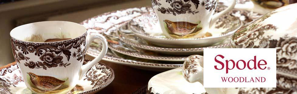 Spode's products