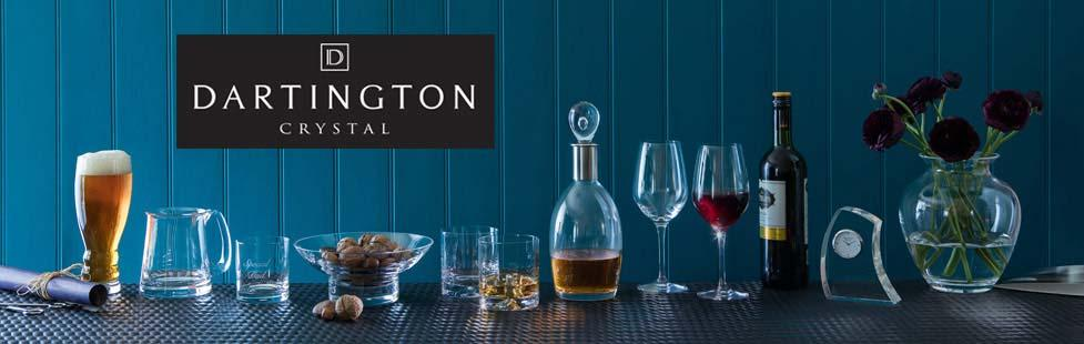 Dartington Crystal's products