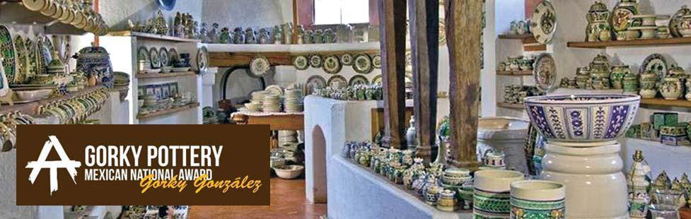 Gorky Pottery's products