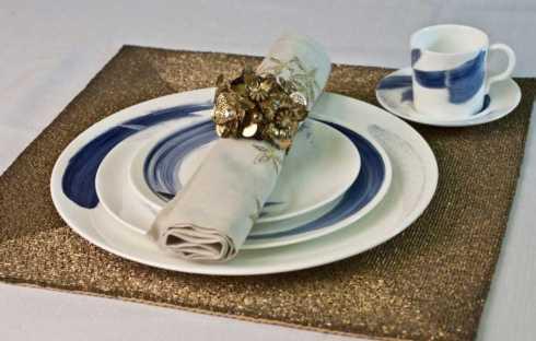 $125.00 Large Round Platter