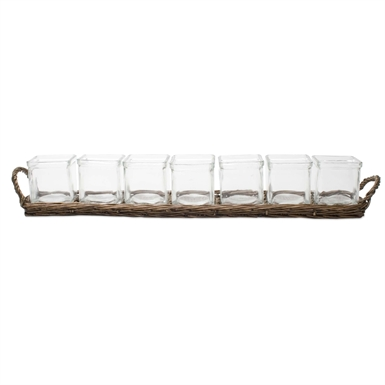 $46.00 Willow Tealight Holder