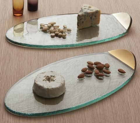 "15 ¼ x 7 ¼"" cheese board"