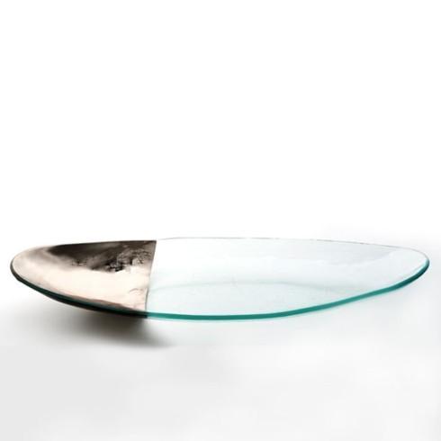 "18 x 11 ½"" large oval platter"