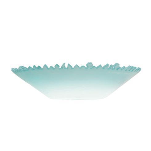 """$315.00 13"""" Storybook Village medium bowl"""
