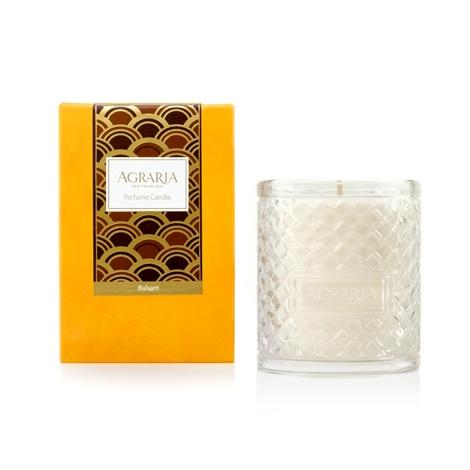 $40.00 Woven Crystal Candle 7oz