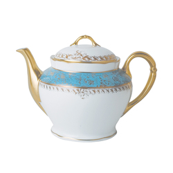$993.75 Eden Turquoise Teapot