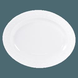 "$185.00 Louvre 13"" Platter"
