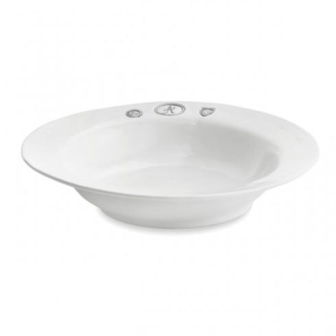 $180.00 Arte Italica Regale Serving Bowl