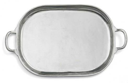 $575.00 Large Oval Tray