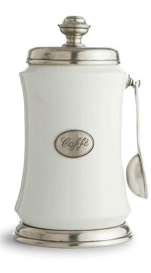 $368.00 Coffee Canister with Spoon