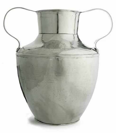 $2,940.00 Pewter Large 2-Handled