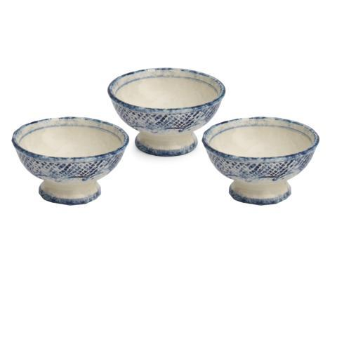 $113.00 Compote Set of 3