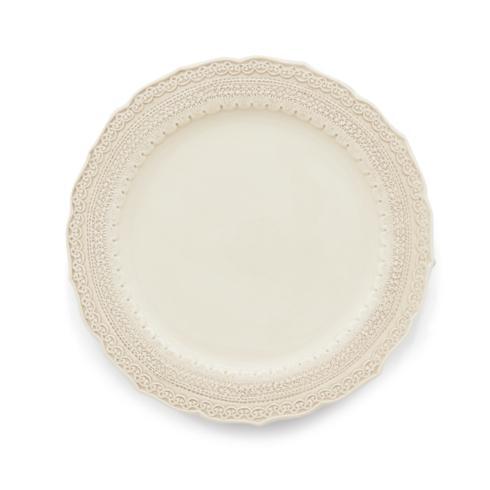 $64.00 Cream Dinner Plate