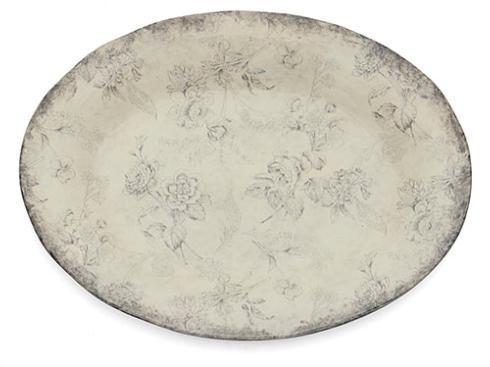 $164.00 Oval Platter