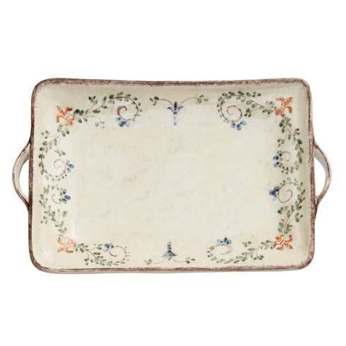 $231.00 Large Tray with Handles