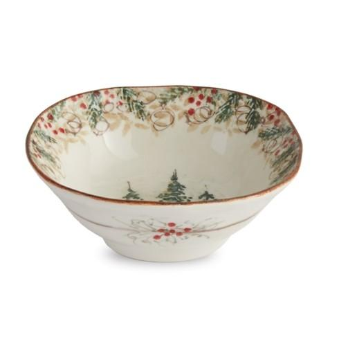 $56.00 Natale Pasta/Cereal Bowl