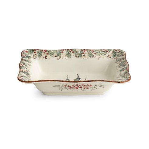 $115.00 Rectangular Bowl