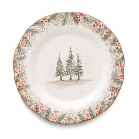 $62.00 Natale Dinner Plate